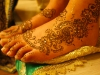 Amel henna feet 2
