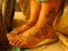Amel henna feet 3