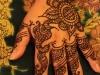 Amelia henna hand