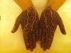 Ghariba geboortefeest henna