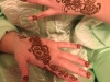 Esther henna hands