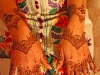 Mariam henna hands