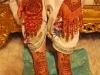 Mariam henna hands & feet