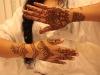 Sakina henna hands