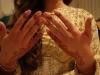 engagement henna Hajar 2