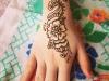 Simpele henna versiering Museum Twentse Welle Enschede