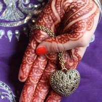 Henna painting- Bruidshenna