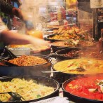 London-The Boiler House Food Hall